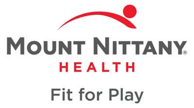 Mount Nittany Health Fit for Play Logo